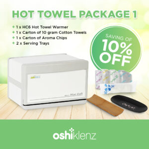 Hot towel package 1